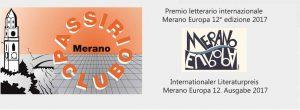 premio letterario merano europa 2017