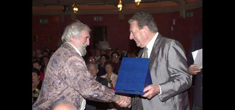 2001-Premiazione