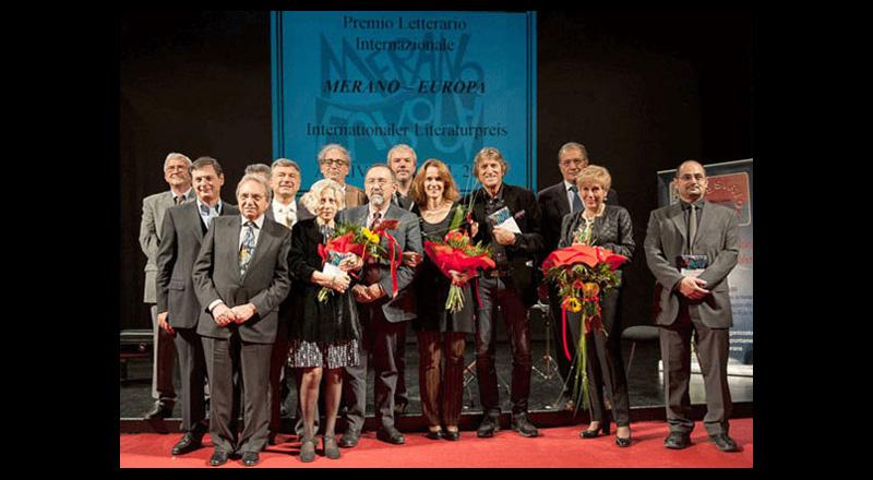 vincitori-Decima edizione - 2013 del Premio Letterario internazionale Merano-Europa