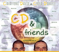 Ospiti e eventi 2015 Manifesto CD e friends 2015