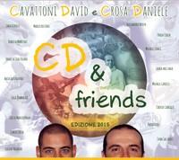 Ospiti e eventi 2015 Manifesto CD e friends 2015