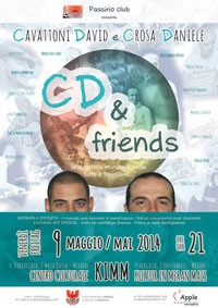 Ospiti e eventi 2014 CD-e-friends-Merano