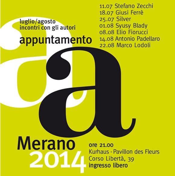 Appuntamento a Merano 2014