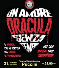 Ospiti e eventi 2015 Dracula amore senza tempo