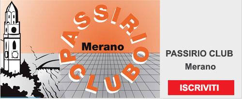 iscriviti al passirio club