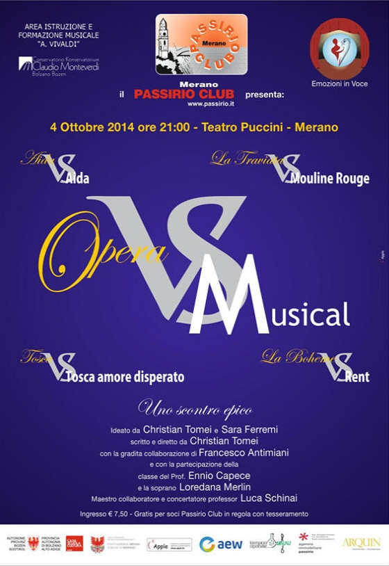 Opera vs Musical, un confronto epico