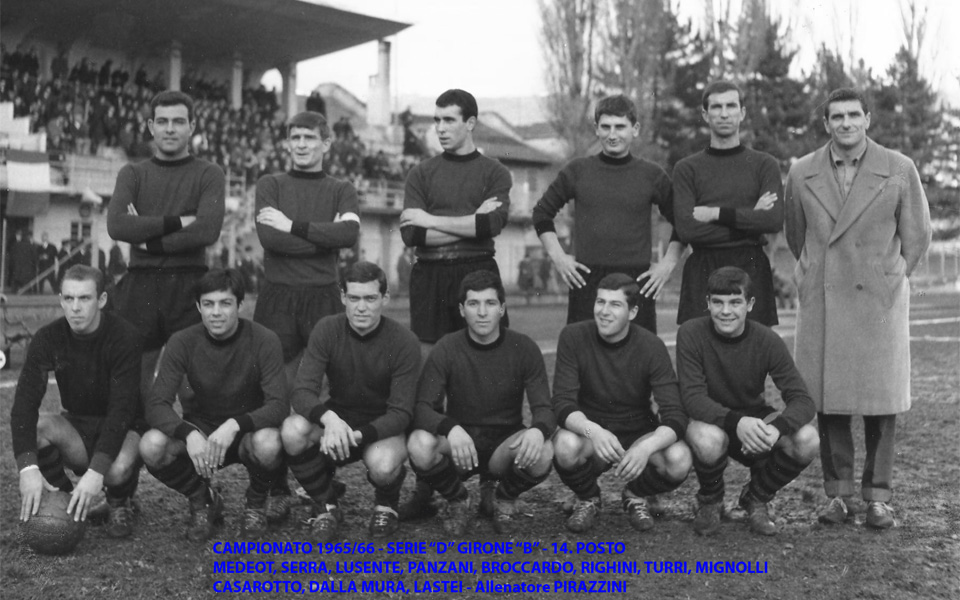 Passirio squadra 1965-1966