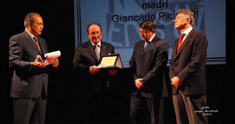 Poesia 2011- Giancarlo Piciarelli primo premio
