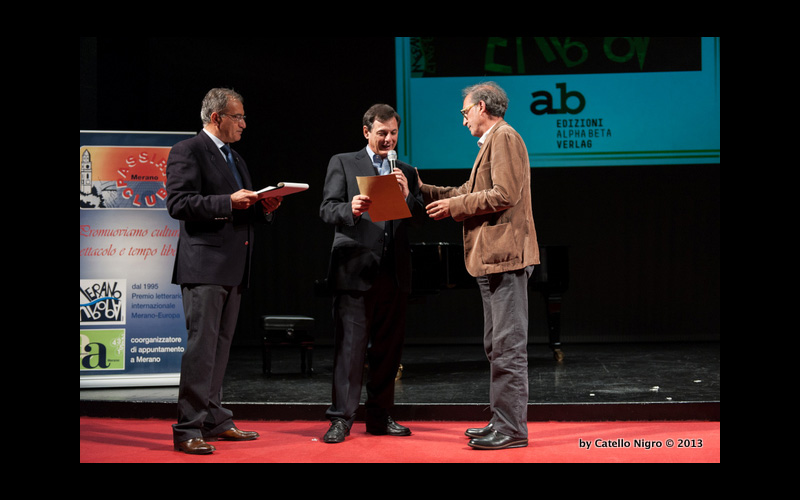 Narrativa 2013 - Marco Antonelli primo premio