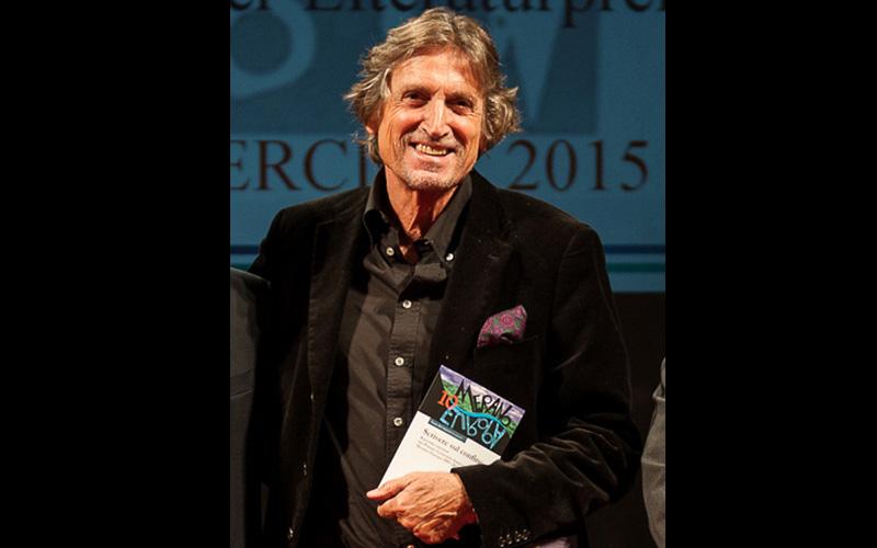 Poesia 2013 - Claudio Alvigni vince il primo premio della decima edizione del Premio Letterario internazionale Merano-Europa