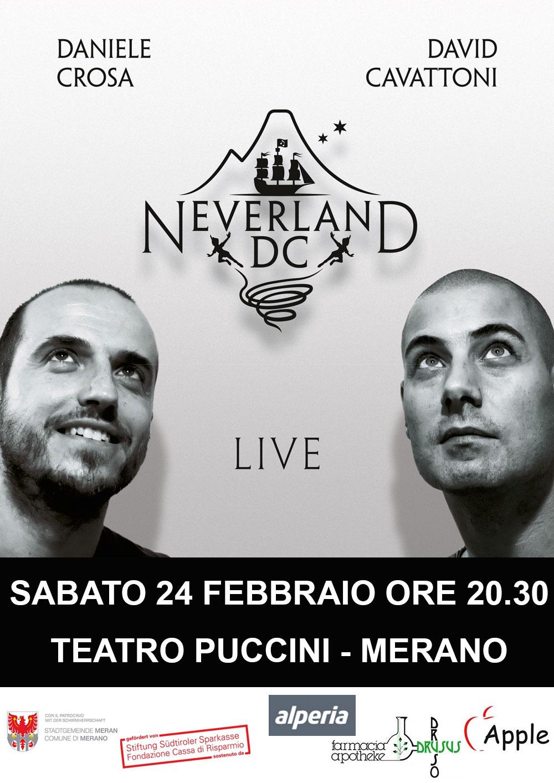 manifesto neverland_dc a Merano