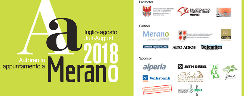 Appuntamento a Merano 2018
