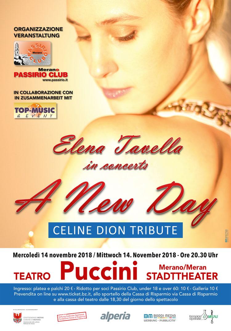 Elena Tavella Celine Dior tribute