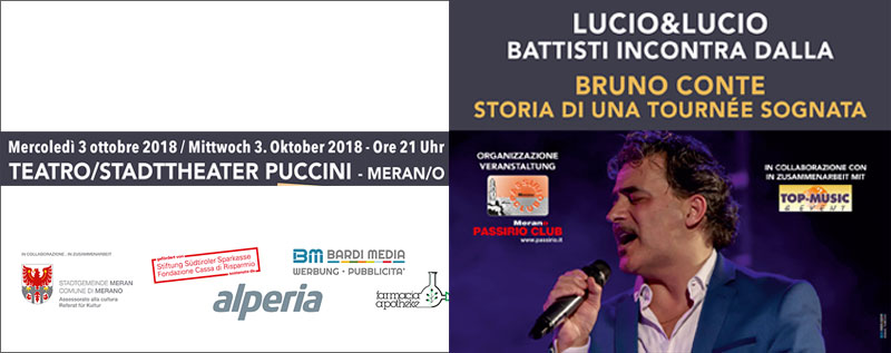 Lucio & Lucio. Storia di una tournée sognata