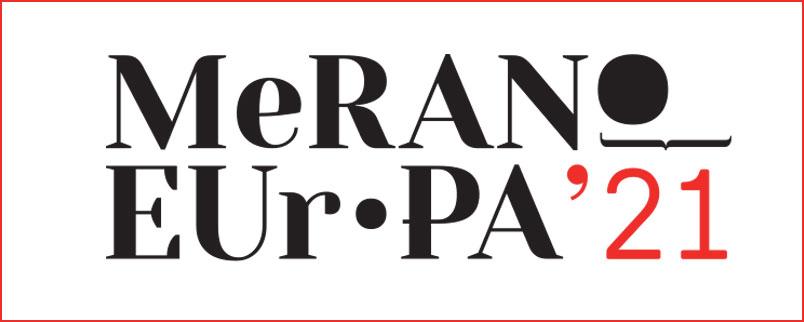Premio letterario Merano Europa 2021